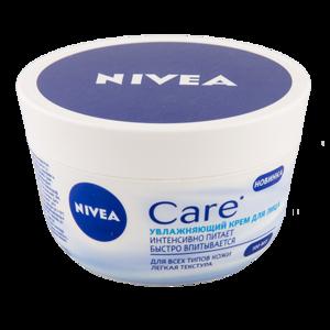 Крем для лица NIVEA Care увлажняющий фото