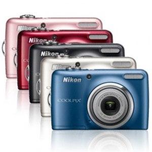 Nikon Coolpix L23 фото