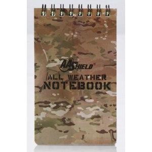 """Водоотталкивающий блокнот Aliexpress AA Shield All Weather 3""""X5"""" Waterproof Note Camo Outdoor Map Notebook фото"""