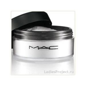 Пудра рассыпчатая MAC Прозрачная Prep+Prime transparent finishing powder poudre correctrice фото