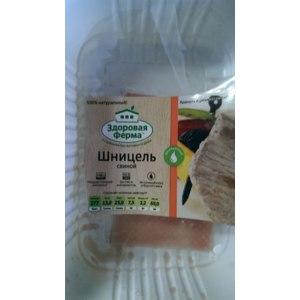 Мясо Здоровая ферма Шницель свиной фото