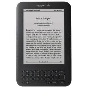Электронная книга Amazon  Kindle 3 Wi-Fi фото