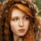 Миниатюрная девушка аватар
