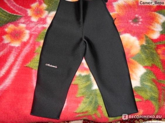 Artemis Корректирующие шорты для похудения фото