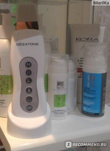 Аппарат для ультразвуковой чистки лица Gezatone  Bio Sonic 770  фото