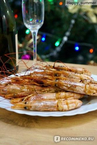 Лангустины Mirabella (Красные аргентинские креветки) фото