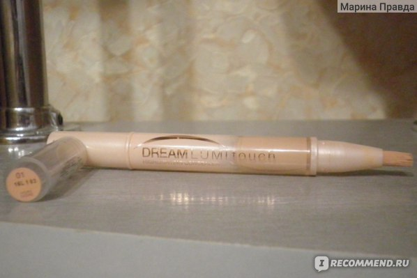 Консилер MAYBELLINE Dream Lumi Touch Highlighting Concealer фото