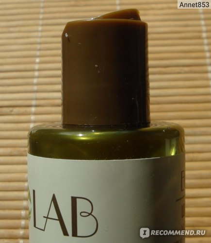 Укрепляющий шампунь EcoLab фото