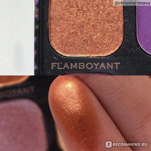 FLAMBOYANT - тоже медный сатин, почти клон предыдущего