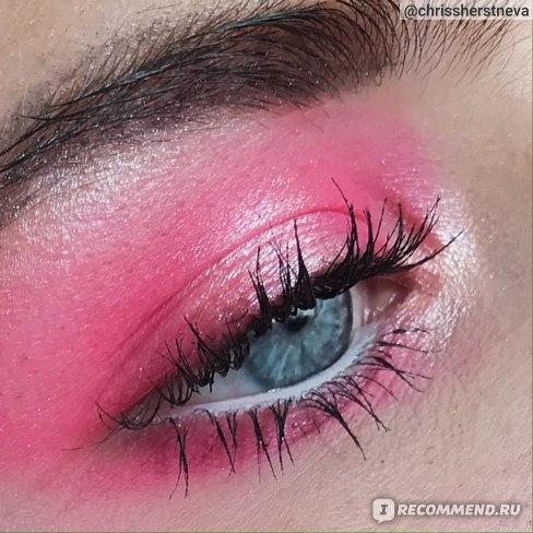 Палетка теней для век Makeup Revolution Forever Flawless Show Stopper - отзыв