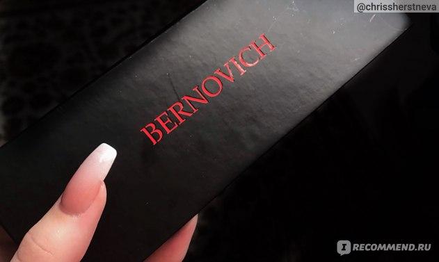 Тени для век Bernovich Sparkle 04,13,19,21,24 - отзыв