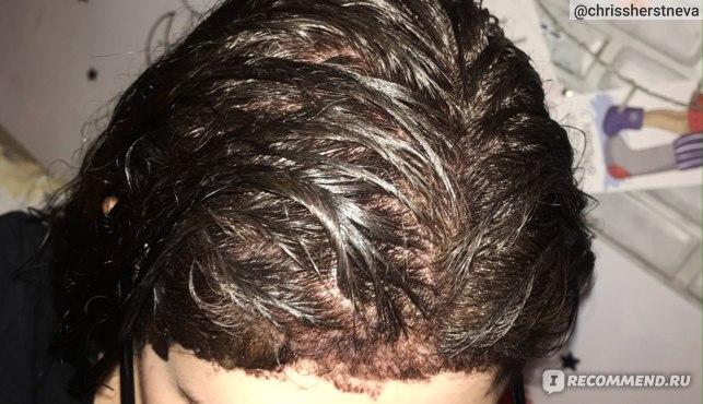 Стойкая краска для волос Schwarzkopf Gliss Kur Уход & Увлажнение 3-0 Черно-каштановый - отзыв