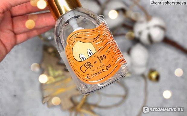 Масло для волос Elizavecca Cer-100 Hair Muscle Essence oil - отзыв
