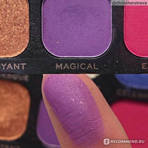 MAGICAL - матовый фиолетовый
