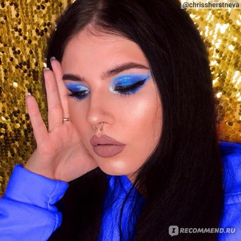 Жидкая матовая помада Jeffree Star Velour Liquid Lipstick Deceased - отзыв
