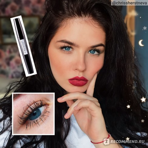 Тушь для ресниц Lucas Cosmetics Sophie Bonte LE BON MASCARA - отзыв