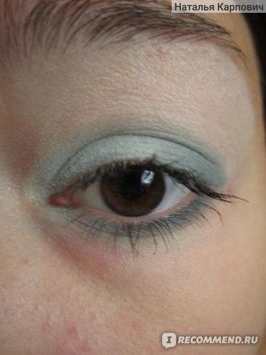 Тени Avon Трехцветные тени для век ВИЗАЖ Avon фото