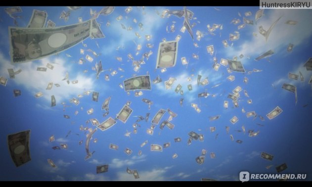 C: The Money of Soul and Possibility Control / Контроль / [C] / Контроль над возможностями и деньгами за душой / Деньги души и возможный контроль фото
