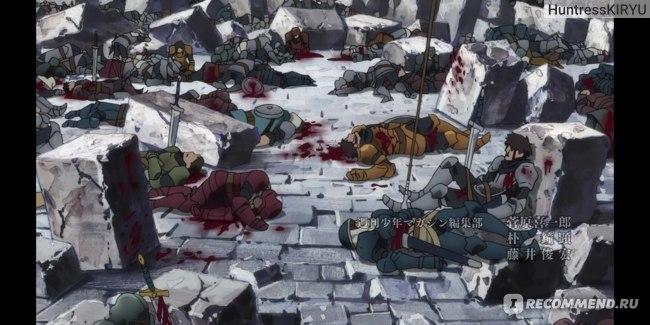 Аниме Семь Смертных Грехов фото