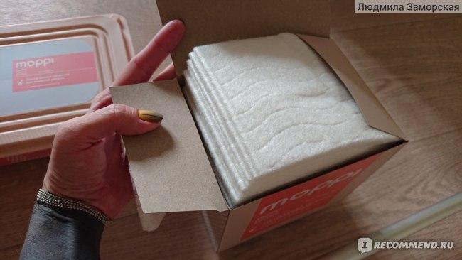 Швабра Moppi антибактериальная фото