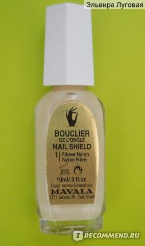 Укрепитель ногтей Mavala Защитный Экран Нейл Шилд / Nail Shield фото