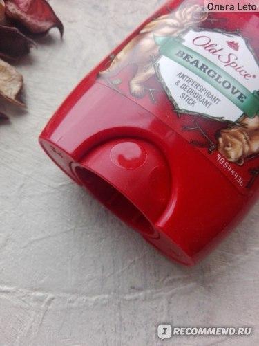 Дезодорант-антиперспирант Old Spice BEARGLOVE Dry Feel 48 hour, отзывы