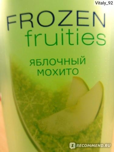 Гель для душа Fa Frozen fruities Яблочный мохито фото