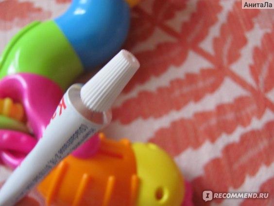 Гель при прорезывании зубов Камистад Бэби