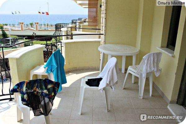 May Garden Club Hotel 4*, Турция, Алания фото
