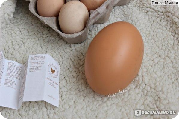 Пенка для умывания Holika Holika Sleek Egg Skin Cleansing Foam фото