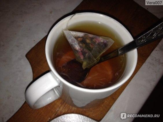 Чай  Lipton Passion Raspberry в пирамидках фото