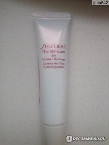 Крем для век Shiseido Увлажняющее-тонизирующее средство для кожи вокруг глаз Eye Moisture Recharge фото