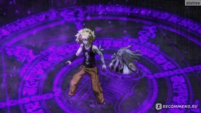 отзыв сериал аниме Разрушитель душ (2016) Soul Buster