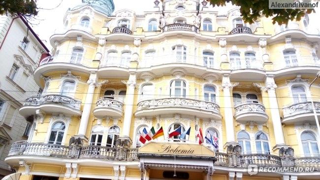 Отель Богемия