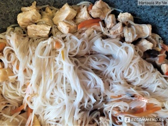 Смесь овощей для WOK PAN-ASIAN  фото