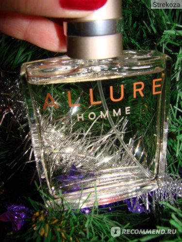 Chanel Allure Homme фото