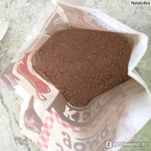 Смесь для выпечки Русский продукт «Печём дома» Кекс Шоколадный отзывы