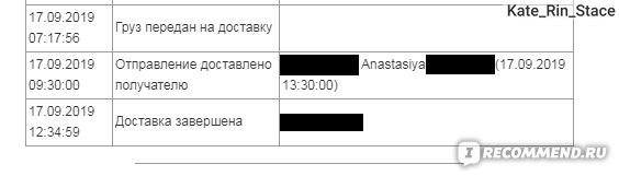 """""""Курьер сервис экспресс"""" - доставка почты и грузов фото"""