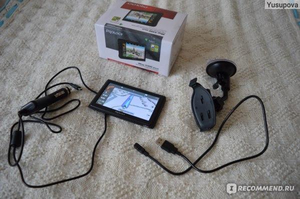 Навигатор GPS Prology iMap-5300 фото