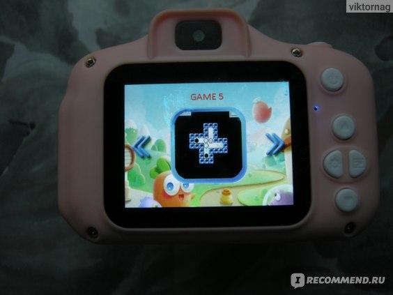 Детский фотоаппарат Camera People развивающий, игрушка для детей фото