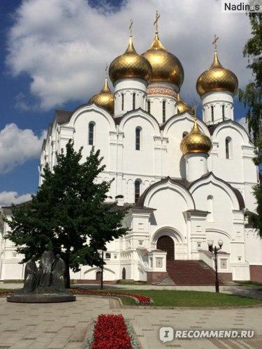 Успенский собор г.Ярославль