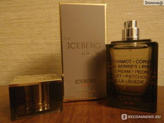 Iceberg Fragrance фото