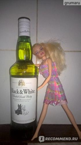Виски Black & White (Блэк энд Вайт)