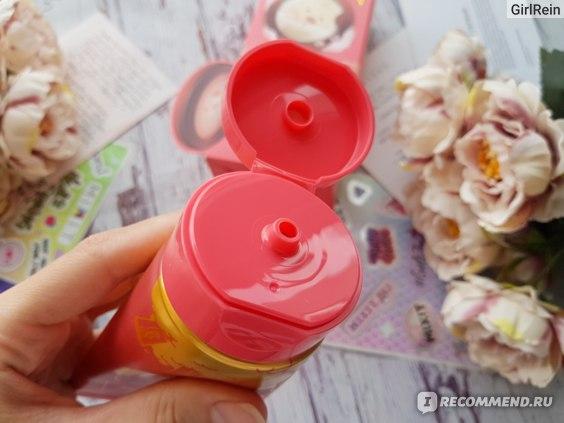 Пенка для умывания Elizavecca Piggi Pink Energy Foam Cleansing