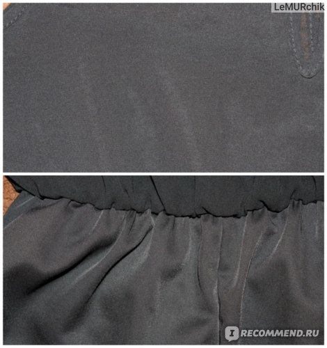 8782933b2e93 Комбинезон AliExpress Novelty Chiffon Jumpsuit Women 2013 Fitness White  Black Overalls Female Shoping Arrivals See-