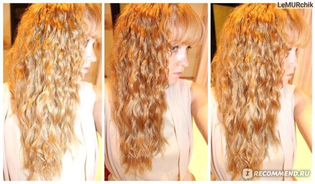 Маска для волос Русское поле укрепляющая с экстрактом граната фото