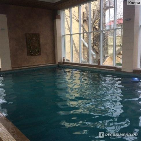 SPA отель Alean Family Resort & Spa Doville 5*, Россия, Анапа фото