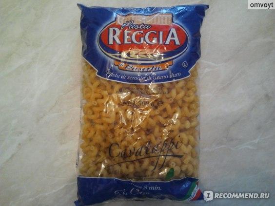 Макаронные изделия  Pasta Reggia фото