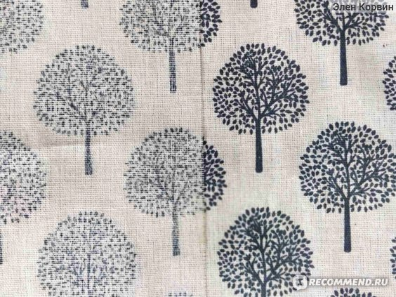 Ткань Aliexpress New Printed Cotton Linen Fabric For Patchwork Quilting DIY Sewing Sofa Table Cloth Furniture Cover Tissue Material Half meter фото