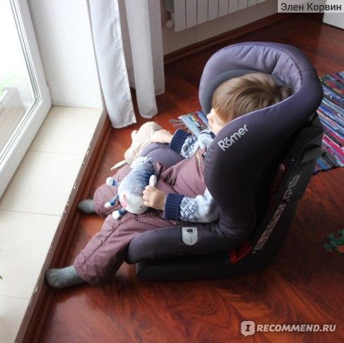 Детское автокресло Romer King Plus фото
